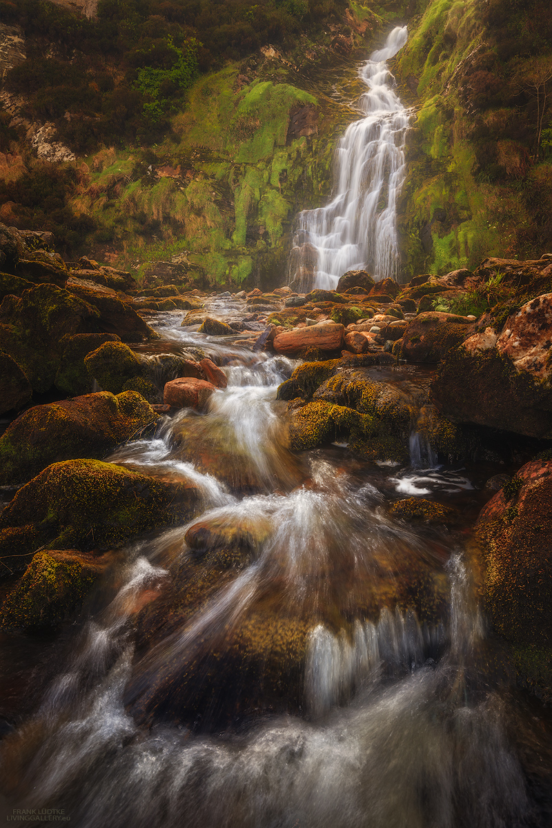 Maghera Waterfall