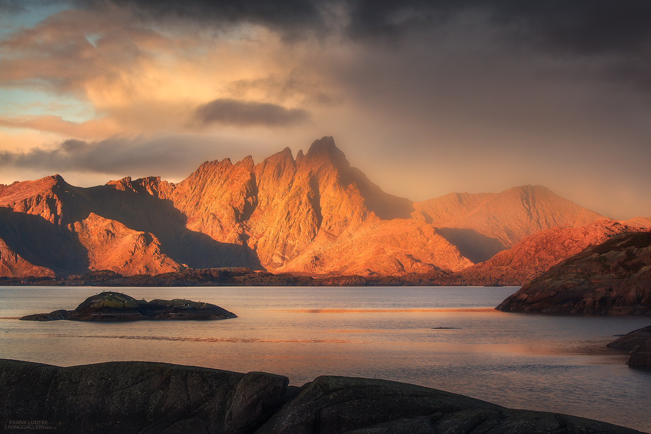 Mortsund Lofoten Norway