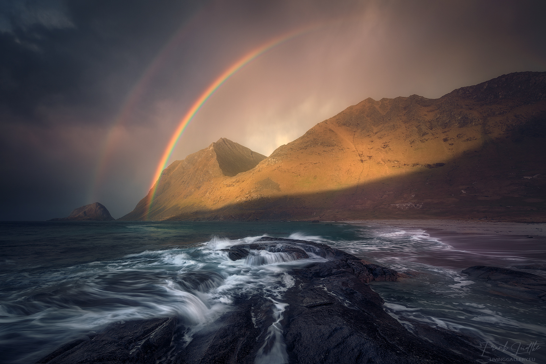 Haukland Rainbow